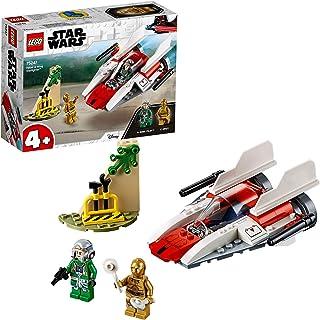 LEGO Star Wars - Chasseur stellaire rebelle A-Wing - 75247 - Jeu de construction