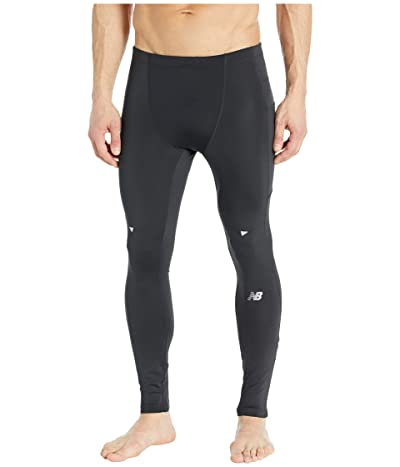 New Balance Impact Run Tights (Black) Men