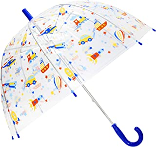 X-brella Childrens/Kids Cars & Plane Umbrella
