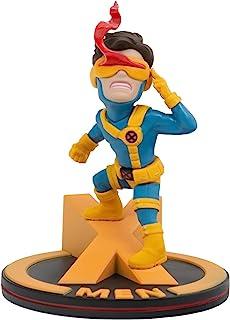 Quantum Mechanix X-Men Cyclops Q-Fig Toy Figure, Yellow, Standard (MVL-0047)