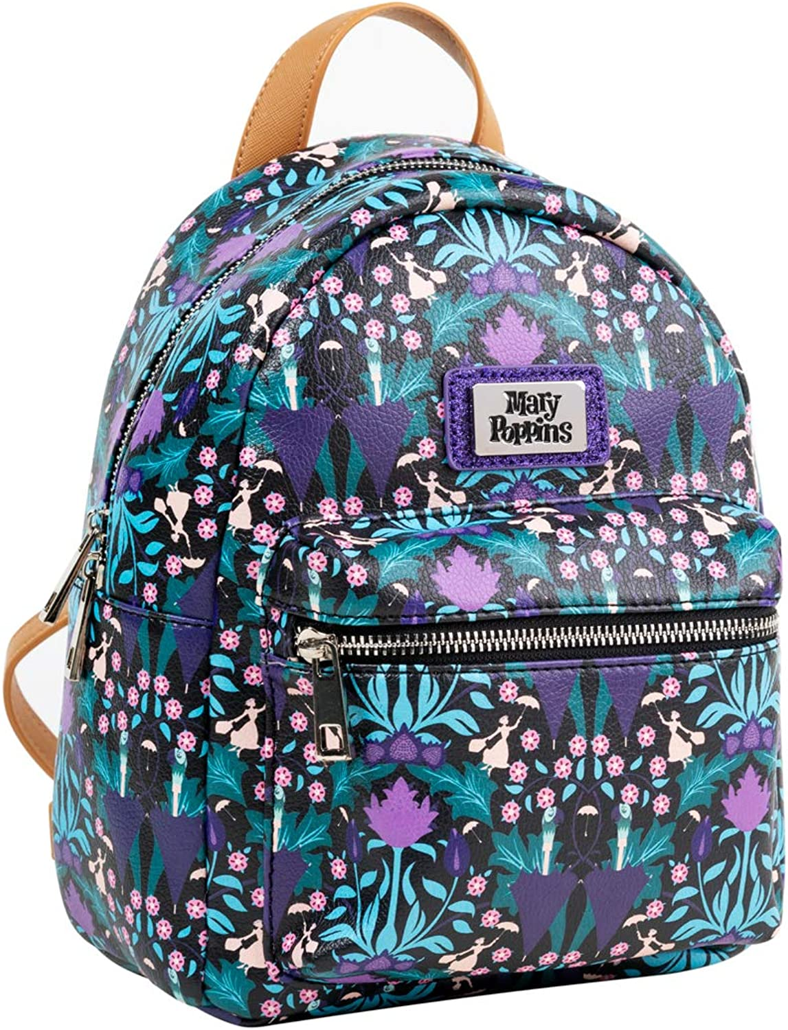 Mary Mary Mary Poppins All Over Print Backpack from Difuzed B07MKDS7WR | Verkauf