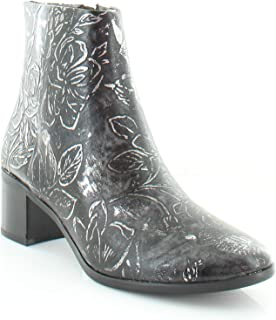 Patricia Nash Marcella Women's Boots Black/Pewter Size 9.5 M