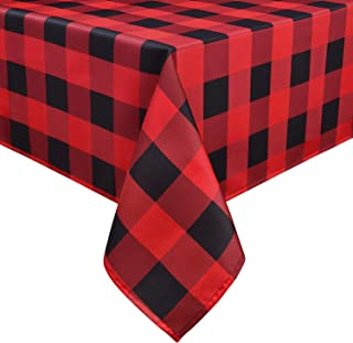 Best black and red tablecloth Reviews