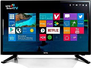 Amazon.es: Smart/Internet - Televisores / TV, vídeo y home cinema: Electrónica