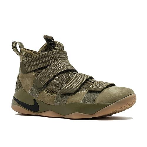 Nike Lebron Soldier XI Mens Basketball Shoes 5ab962eca