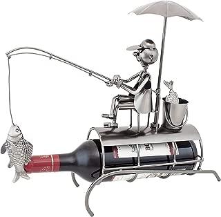 Best wine holder metal figurines Reviews