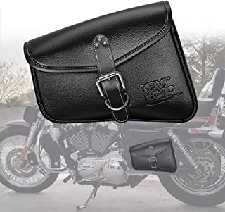 Motorcycle Swingarm Bag Side Tool Bags for Sportster XL 883 1200 Night Rod Special Yamaha