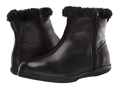 SoftWalk Helena (Black Leather) Women