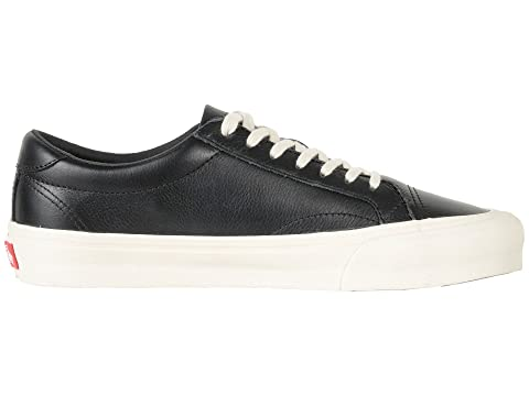 Leather Negro Vans Icon Court Salton Turtledove 8FgqHZ