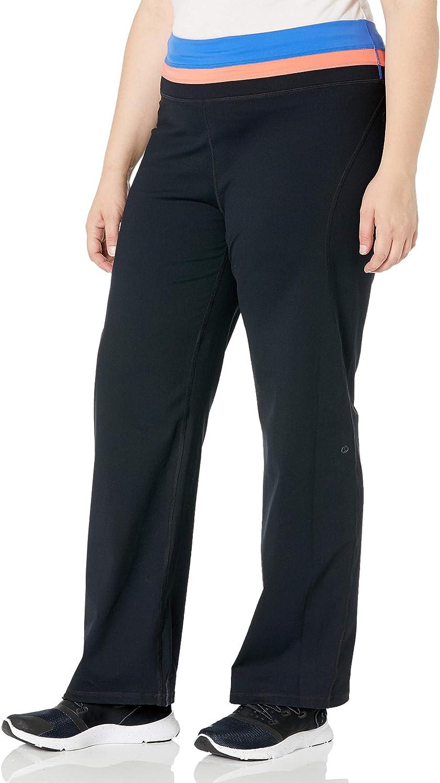 SHAPE activewear Women's Plus Size Everyday Straight Pant