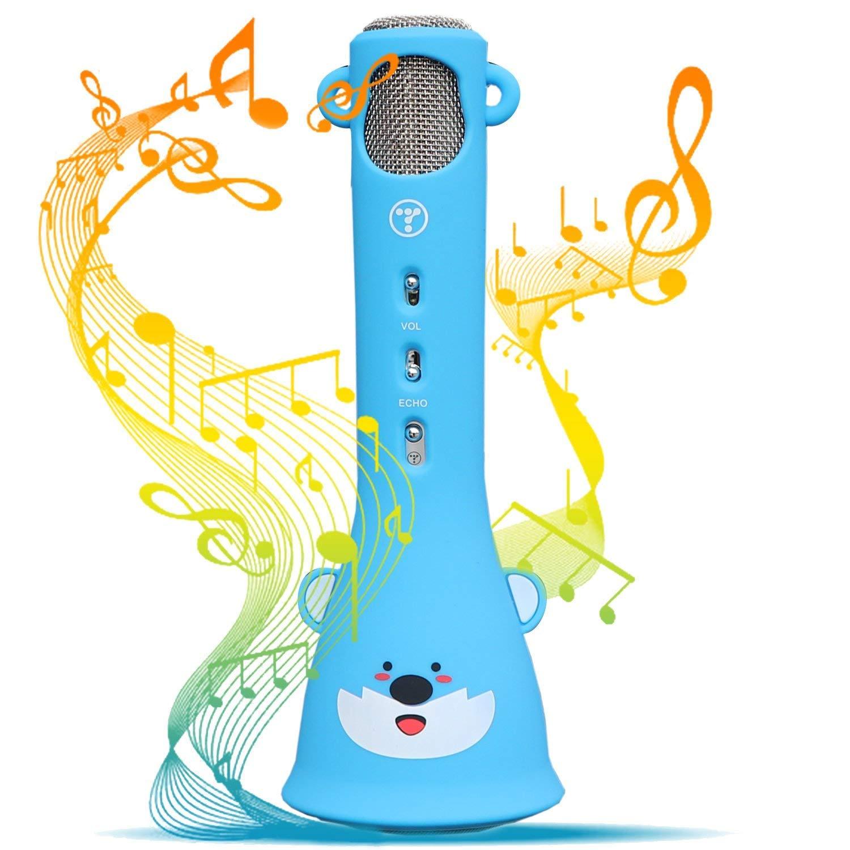 TOSING wireless Microphone Christmas birthday