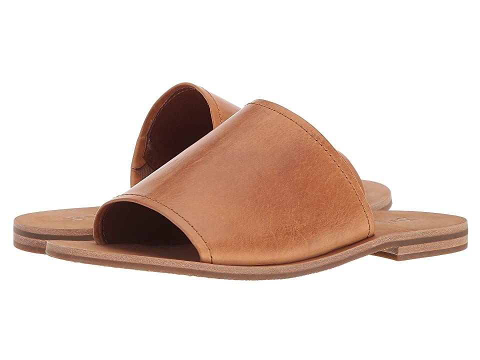 Frye Riley Slide (Natural) Women