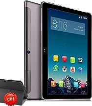4G LTE Tablet 10 Pulgadas HD - TOSICDO Android 9.0 Certificado por Google GMS,Quad Core,64GM ROM,4GB RAM,Doble Altavoz Estéreo,WiFi/Bluetooth/GPS/OTG - Negro