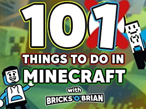Clip: 101 Things To Do in Minecraft with Bricks 'O' Brian!