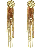 Kate Spade New York - Glitzville Beaded Tassel Earrings