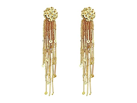 Kate Spade New York Glitzville Beaded Tassel Earrings