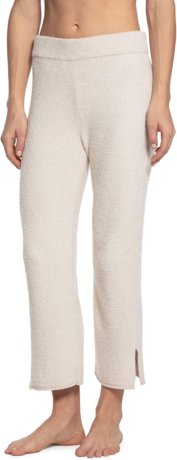 Barefoot Dreams CozyChic Women's Quality inspection Lite Popular brand in the world Loung Pant Cropped Luxury