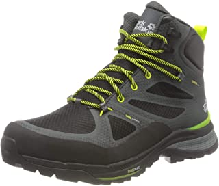 Jack Wolfskin Men's Force Striker Texapore Mid M High Rise Hiking Shoes