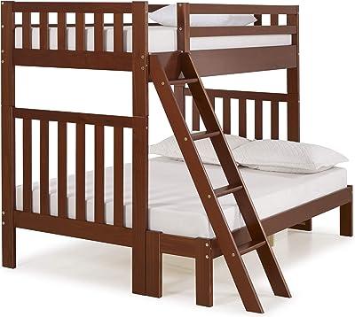 Amazon Com Furniture Of America Spring Creek Iii Bunk