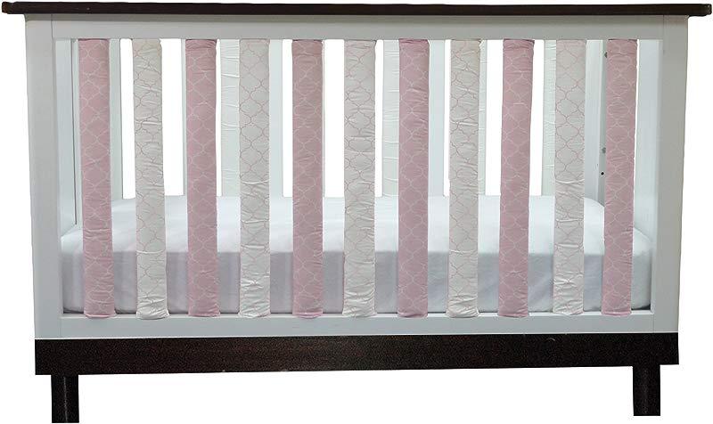 Go Mama Go 38 Piece Pure Safety Arabesque Pink White