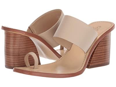 42 GOLD Eedie (Beige Leather) Women