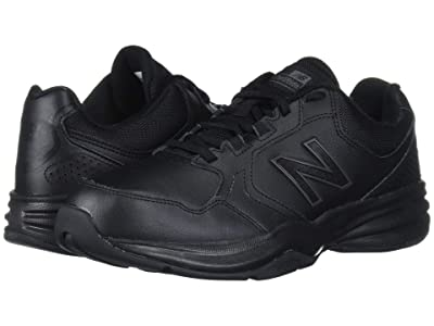 New Balance 411 (Black/Black) Men