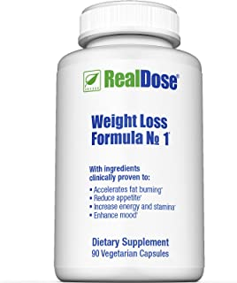 green coffee bean extract for weight loss by RealDose Nutrition