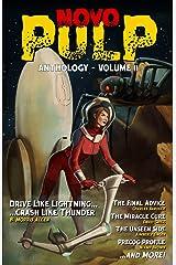 NovoPulp Anthology - Volume 2: The Speculative Fiction Anthology Kindle Edition