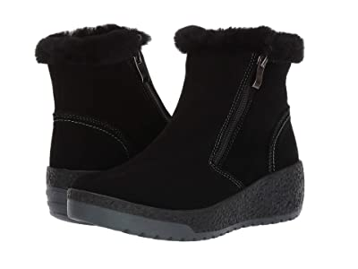 Spring Step Lambi (Black Suede) Women