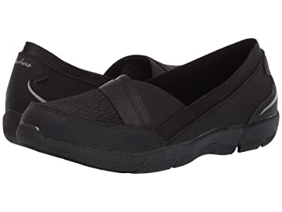 SKECHERS Be-Lux Daylights (Black/Black) Women