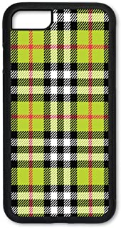iPhone 7 Plus Case, iPhone 8 Plus Case, Slim Fit Shell Hard Plastic Full Protective Cover Case for Apple iPhone 7 Plus/iPhone 8 Plus - Plaid