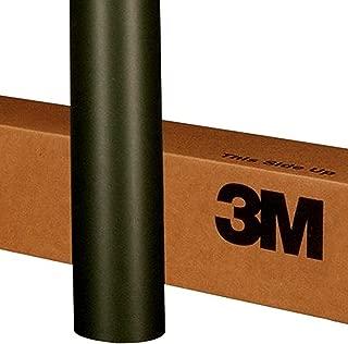 3M 1080 M22 Matte DEEP Black 5ft x 2ft (10 sq/ft) Car Wrap Vinyl Film