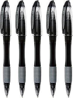 セーラー万年筆 ボールペン ICリキッド 1.0mm ブラック 5本パック 80-0607-020