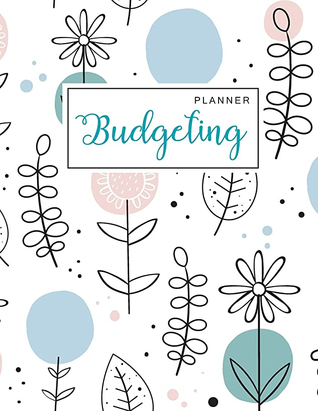 Budgeting Planner: Monthly Worksheet | Weekly Expense Tracker Bill Organizer | Spending Tracking | Budget Notebook | Personal Home Finance Book ... | Business Money Skills Time Management