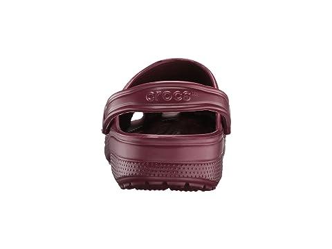 Crocs Crocs granate Classic Classic Zueco xzTXqRHw