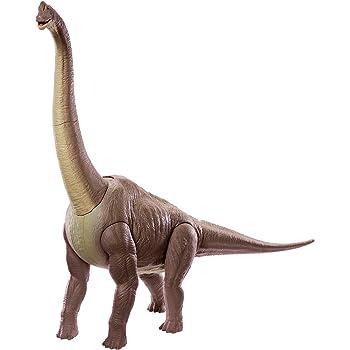 【Amazon.co.jp 限定】マテル ジュラシック・ワールド( JURASSIC WORLD) ブラキオサウルス【全長:106㎝ 高さ:71㎝】 GFH12