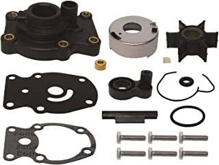 GLM Water Pump Kit for Johnson Evinrude 25 & 35 Hp 3 Cylinder 1996-2001 Replaces 437907, 0437907 Read Item Description for Applications