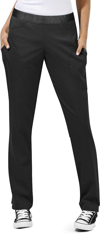 WONDERWINK Womens Women's Elastic Pant W Drawstring Medical Scrubs Pants