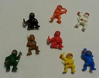 Ninja Cake Toppers Lot of 25