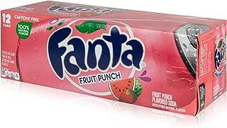 Fanta Fruit Punch 12oz Can (pack of 12)