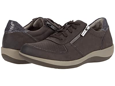 Aetrex Roxy (Dark Grey) Women
