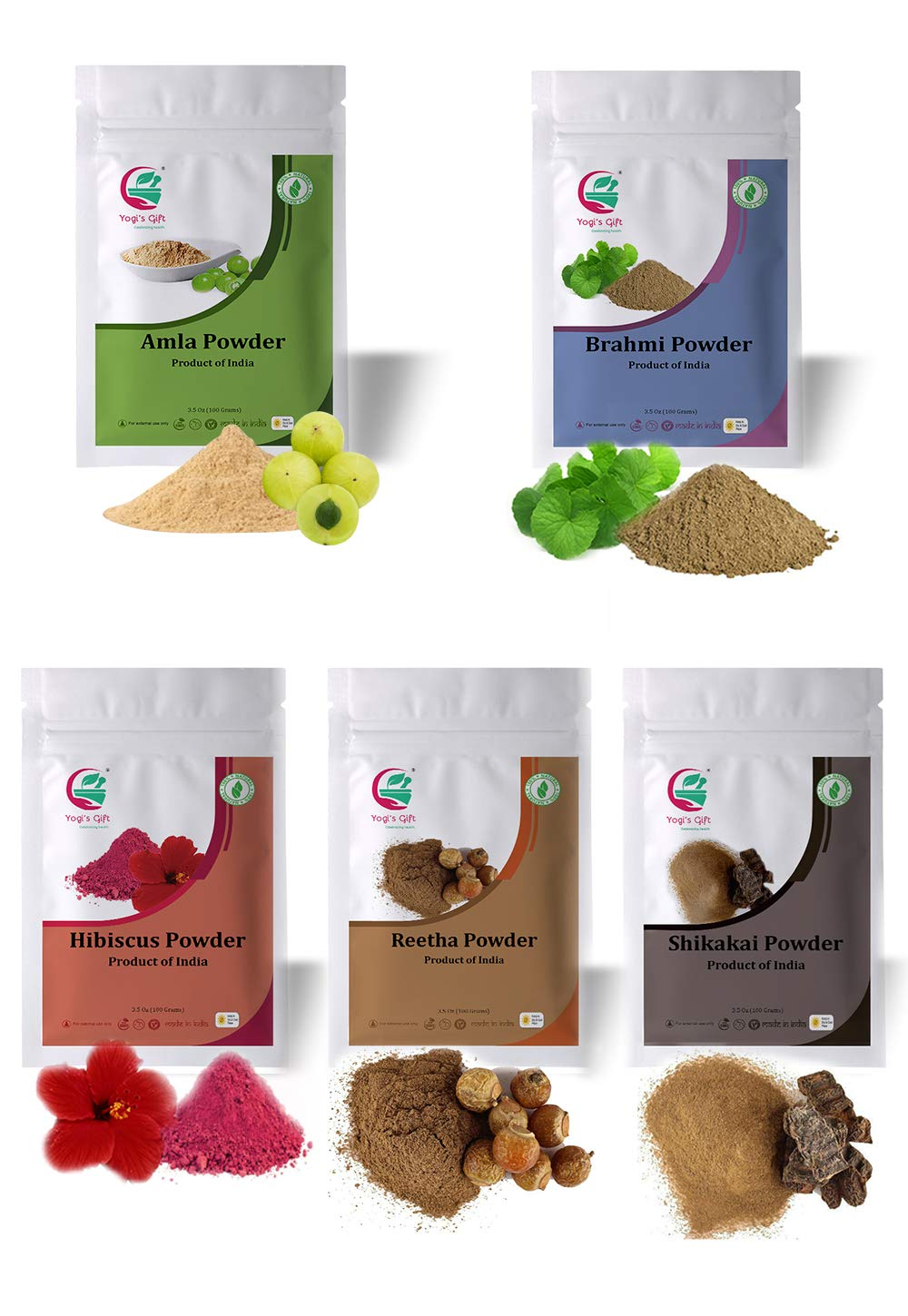 Ayurvedic Powders Spasm price Gorgeous for Hair Growth Ounce 500 17.65 Combo Gms