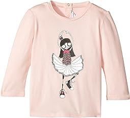 Little Marc Jacobs - Essential Long Sleeve T-Shirt (Infant)