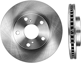 FRONT Premium Grade OE 275 mm [2] Rotors Set CBO200410 [ for Lexus ES300 Toyota Avalon Camry Sienna Solara ]