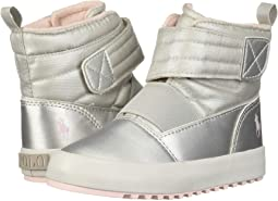 Silver Nylon/Light Pink PP