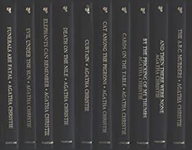 agatha christie hardcover collection