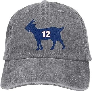 Adjustable Baseball Cap Navy England Brady Goat Cool Snapback Hats