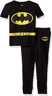 Baby Girls Boys Batman Pajama Set