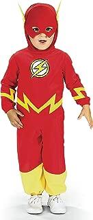 DC Comics The Flash Infant/Toddler Costume Jumpsuit
