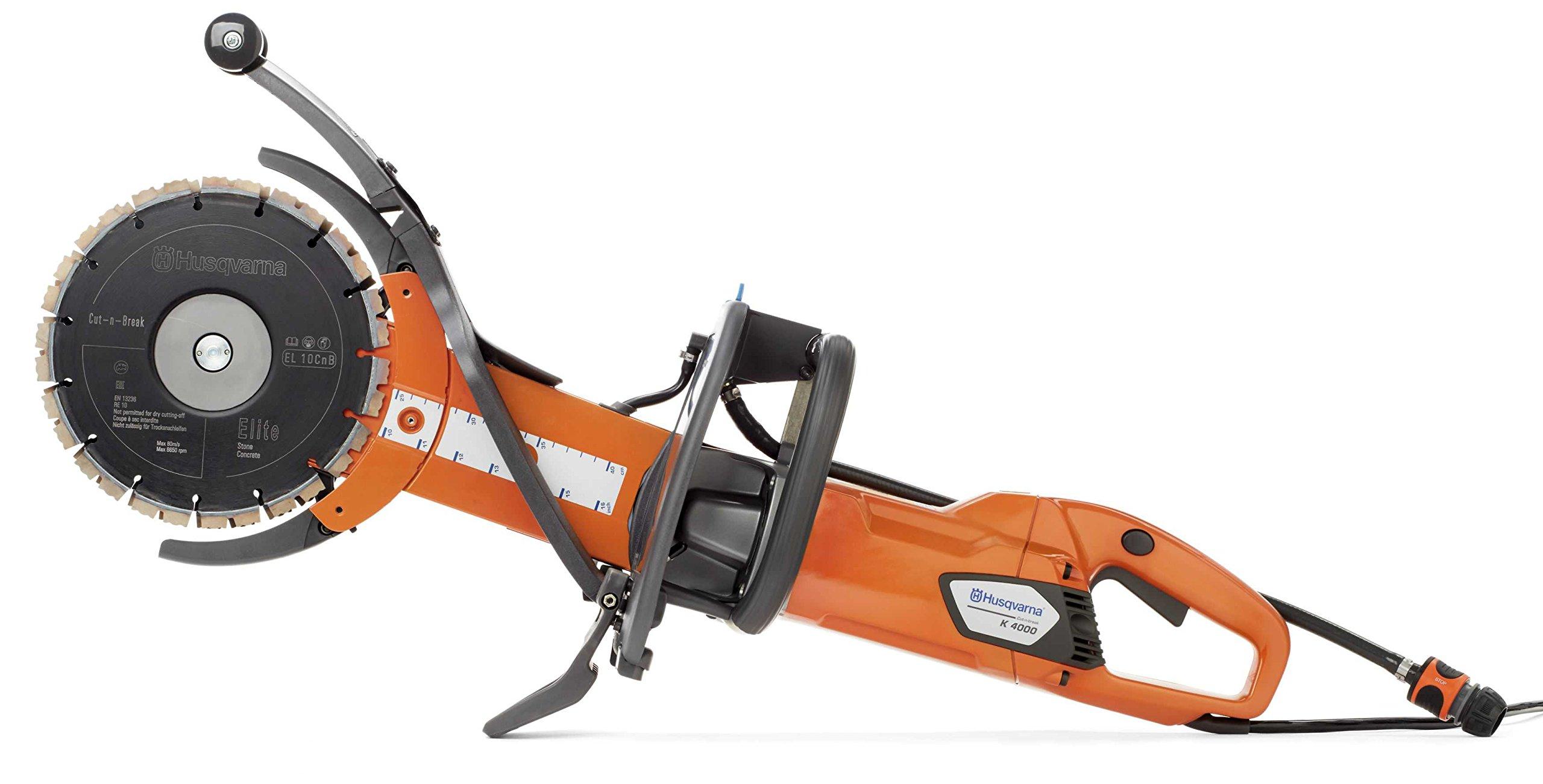 Husqvarna K4000/Cut N Break Amoladora Neum/ática 400/Mm Profundidad De Corte